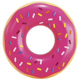 Круг для плавания «Розовый пончик», 99 х 25 см, от 9 лет, 56256NP