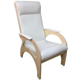 Кресло Комфорт 900х600х1000 Светлая/млечный дуб