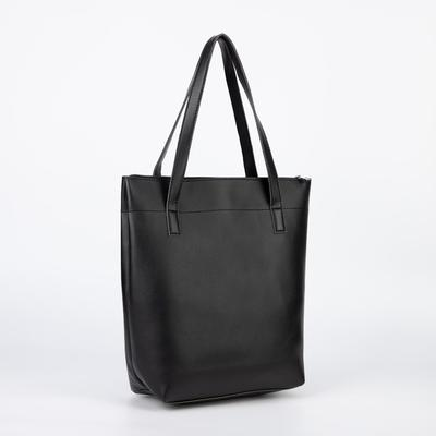 Bag of wives Louise, 34*11*35, zippered otd, black