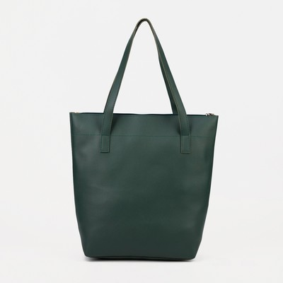 Bag of wives Louise, 34*11*35, zippered otd, green