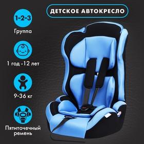 Удерживающее устройство для детей Крошка Я Multi, гр. I/II/III, Blue