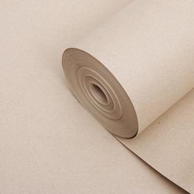Бумага оберточная , марка Е, 420 мм х 100 м Ош