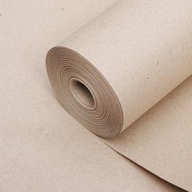 Бумага оберточная , марка Е, 840 мм х 50 м