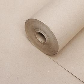 Бумага оберточная , марка Е, 420 мм х 50 м Ош