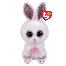 Мягкая игрушка «Кролик в тапочках», 15 см