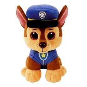 Мягкая игрушка «Немецкая овчарка Гонщик Chase», 25 см