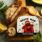 "Chicken pate ""Brave man"", 100 g"