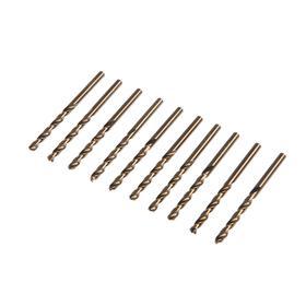 Сверло по металлу кобальтовое STRONG СTC-03300055, HSS-Co, 5.5 мм, цилиндрический хвостовик