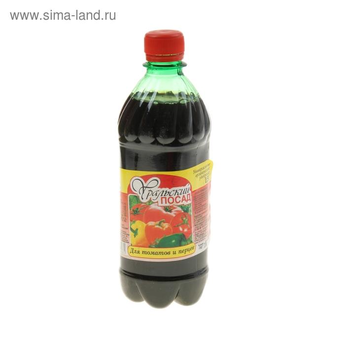 """""""Уральский посад"""" для томатов 0,5 л"""