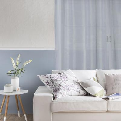 "Tulle ""Ethel"" 135*150 cm, color gray, Voile, 100% p/e"