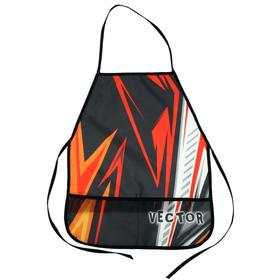 Apron for work, 490 x 390 mm,