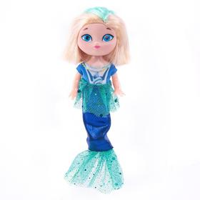 Мини-кукла «Сказочный патруль Снежка Русалка» 10 см