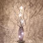 """Светильник напольный LED """"Дымчатые шарики"""" h=105см (220В/1,5Вт) с выкл"""