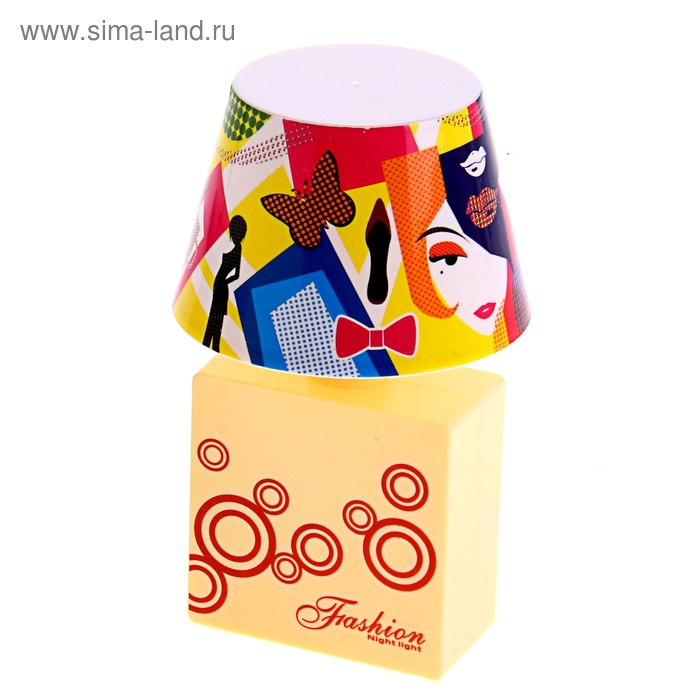 """Светильник детский """"Молочный кубик"""""""