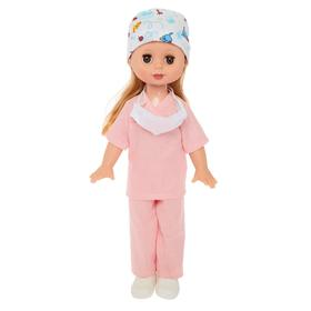 Кукла «Лариса-доктор»