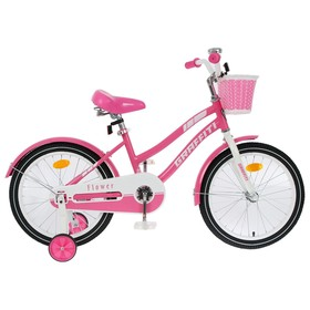 """Велосипед 18"""" Graffiti Flower, цвет розовый/белый"""