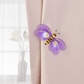 Accessory for curtains bumblebee 125*70mm (FAS 5pcs price per piece) MIX