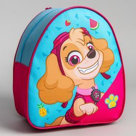 Рюкзак детский, Щенячий патруль