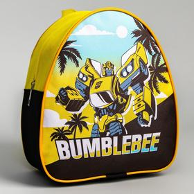 "Рюкзак детский ""Bumblebee"", Transformers"