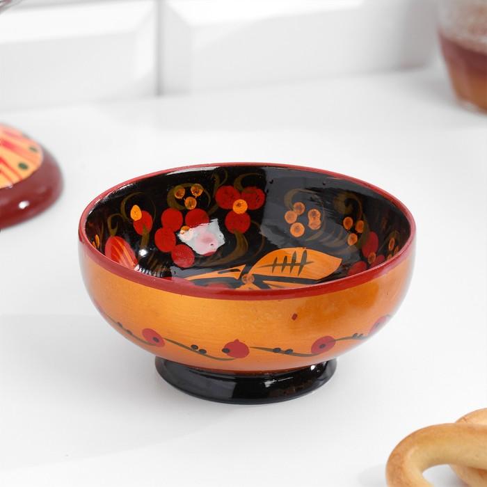 Чашка, малая, 11×6,5 см, хохлома