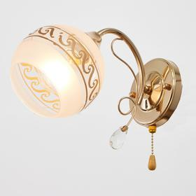 Бра 5631/1 1х60Вт, золото