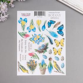 Botany spring stickers pack
