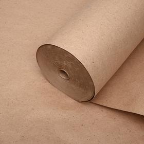 "Бумага оберточная, марка ""Е"" 840 мм х 200 м"