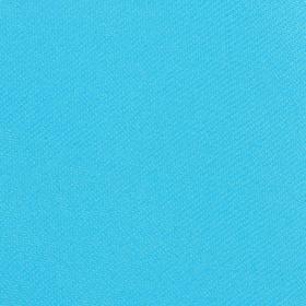 Ткань атлас цвет голубой, ширина 150 см (347 пог. м)