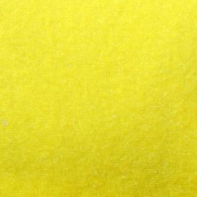 """Ворсовая ткань """"Плюш желтый № 16"""", ширина 160 см"""