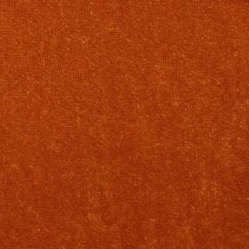 """Ворсовая ткань """"Плюш оранжевый № 24"""", ширина 160 см"""