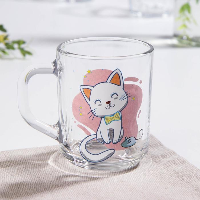 """Dolyan """"Kitten"""" mug, 200 ml"""