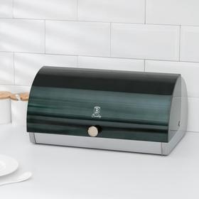 Хлебница Berlinger Haus Emerald Collection, 38,5×28×18,5 см