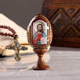 "Souvenir Egg stand on the icon ""Lord Almighty"""