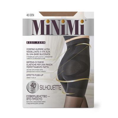 Колготки женские MiNiMi Silhouette, 40/140 den, размер 2, цвет daino