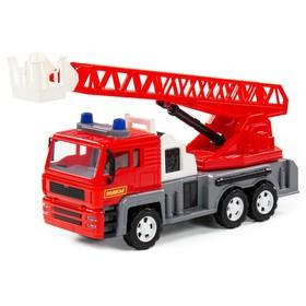 Автомобиль-пожарный «Алмаз» инерционный