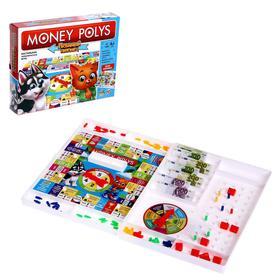 Настольная игра Money polys «Любимые питомцы»