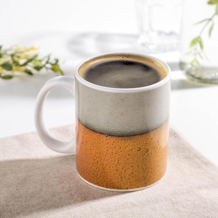 """Dolyan's chameleon mug """"Pro×laditelnye bubbles"""", 280 ml"""