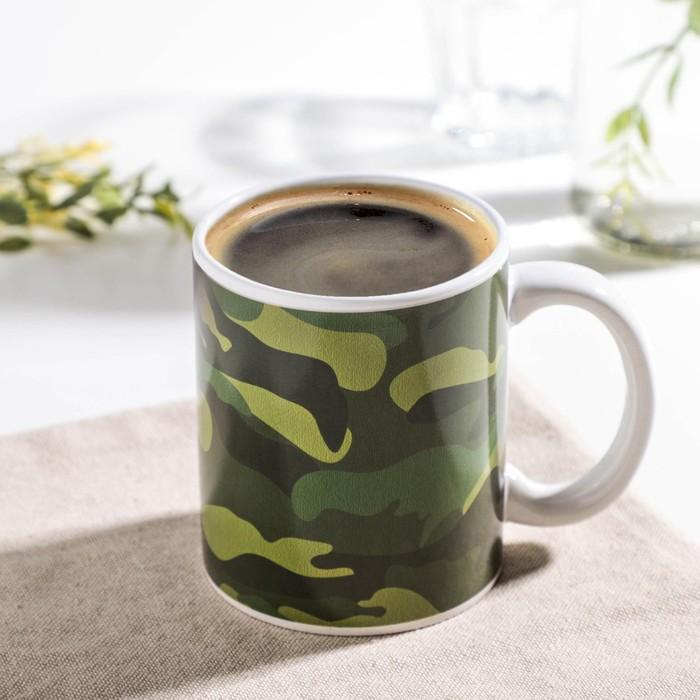 "Dolyan's chameleon mug ""×akki"", 280 ml"