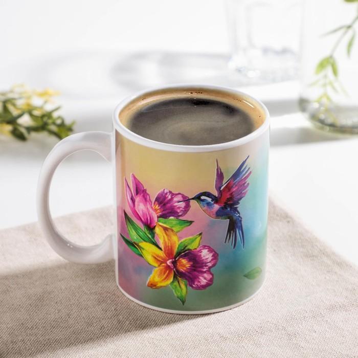 "Dolyan's chameleon mug ""Calibri"", 280 ml"