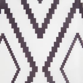 "Bathroom curtain Ethel ""Morocco"" 145 x 180 cm, polyester"