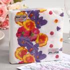 Салфетки бумажные New Line FRESCO Крокусы, 2-слоя 20 листов 33*33