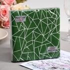 Салфетки бумажные New Line FRESCO Вышевка, 2-слоя 20 листов 33*33