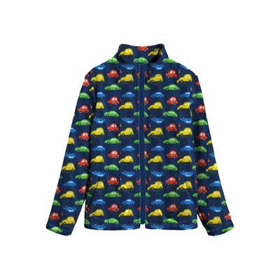 Куртка детская, рост 134 см, цвет синий