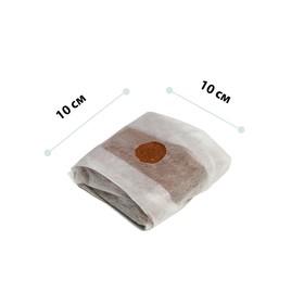 Субстрат кокосовый в кубике, 10 × 10 см, 0,6 л, Greengo