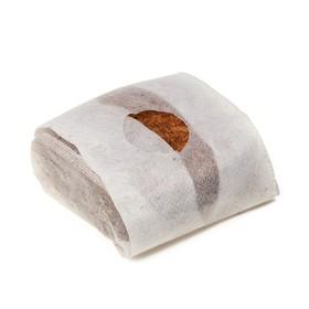 Субстрат кокосовый в кубике, 7 × 7 см, 0,4 л, Greengo
