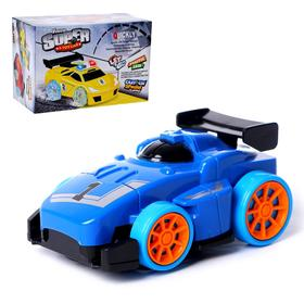 "Car ""Super Car"", powered by batteries, light and sound effects, MIX"
