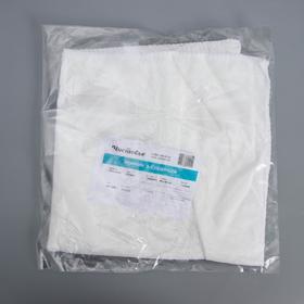 Коврик одноразовый трёхслойный Чистовье, 45×45 см, спанлейс, 1 шт в индивидуальной упаковке
