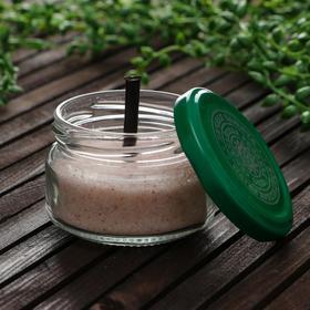 """Волшебная гималайская соль - свеча """"Личная защита и очищение"""", 7 х 5 см"""