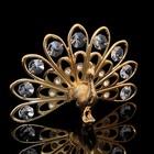 Сувенир «Жар-птица», 13,5×3×9 см,  с кристаллами Сваровски