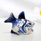 "Souvenir ""Fish ratsaka"", 6 cm, Gzhel"